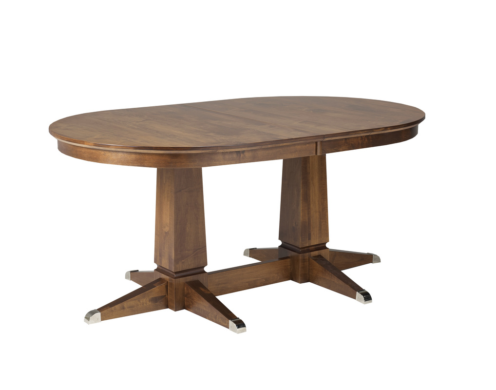 Sweden Dining Table without Leaves