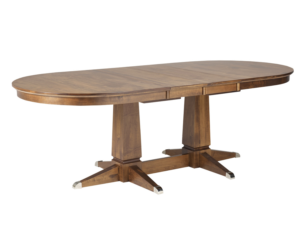 Sweden Dining Table with Leaves