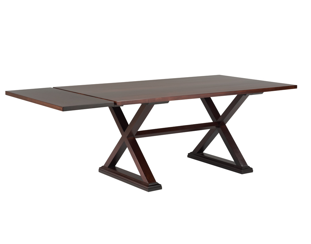 Gropius Dining Table with Leaf